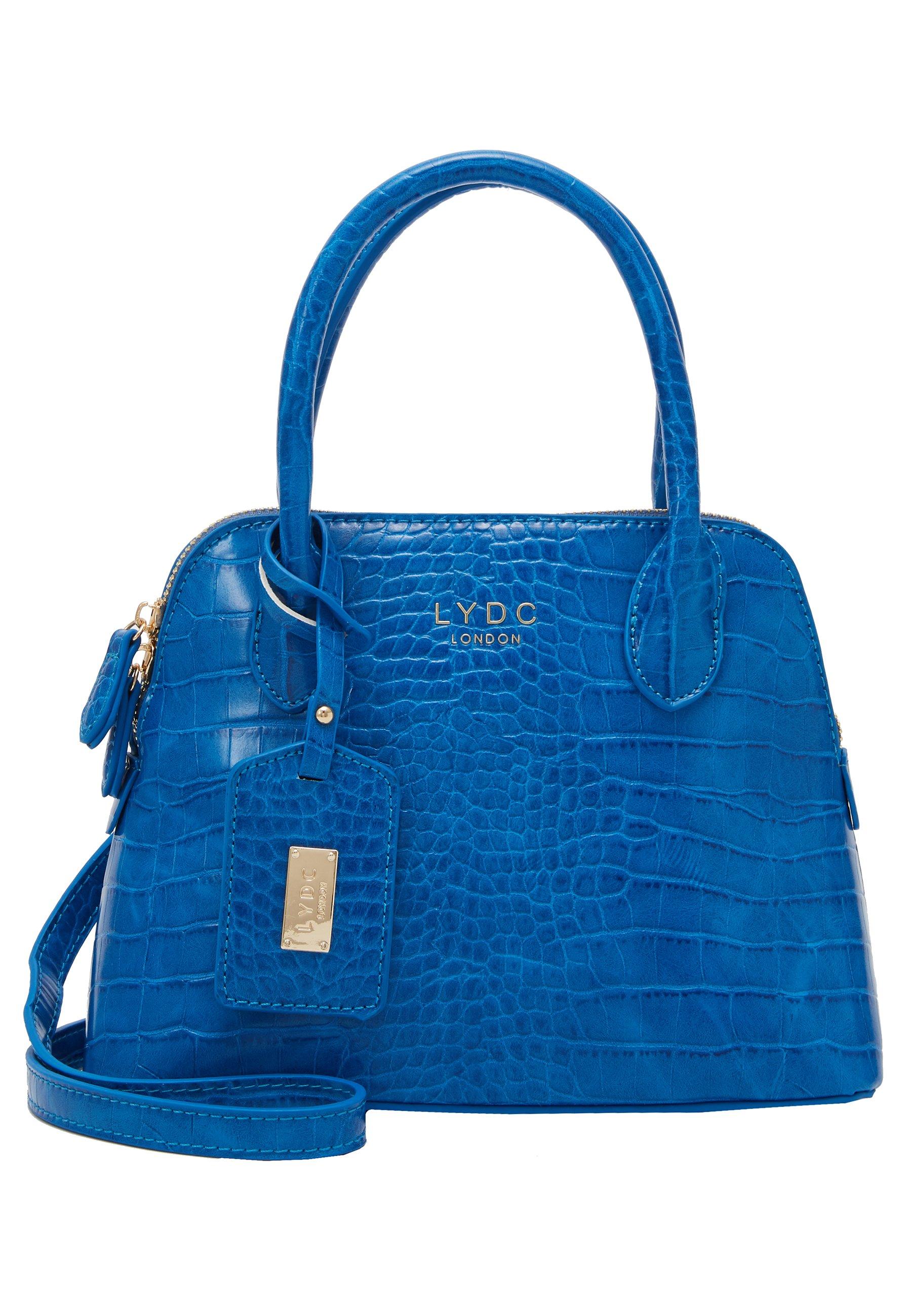 Lydc London Handbag - Blue