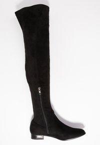 Matt & Nat - KALLYA VEGAN  - Over-the-knee boots - black - 3
