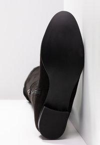 Matt & Nat - KALLYA VEGAN  - Over-the-knee boots - black - 6
