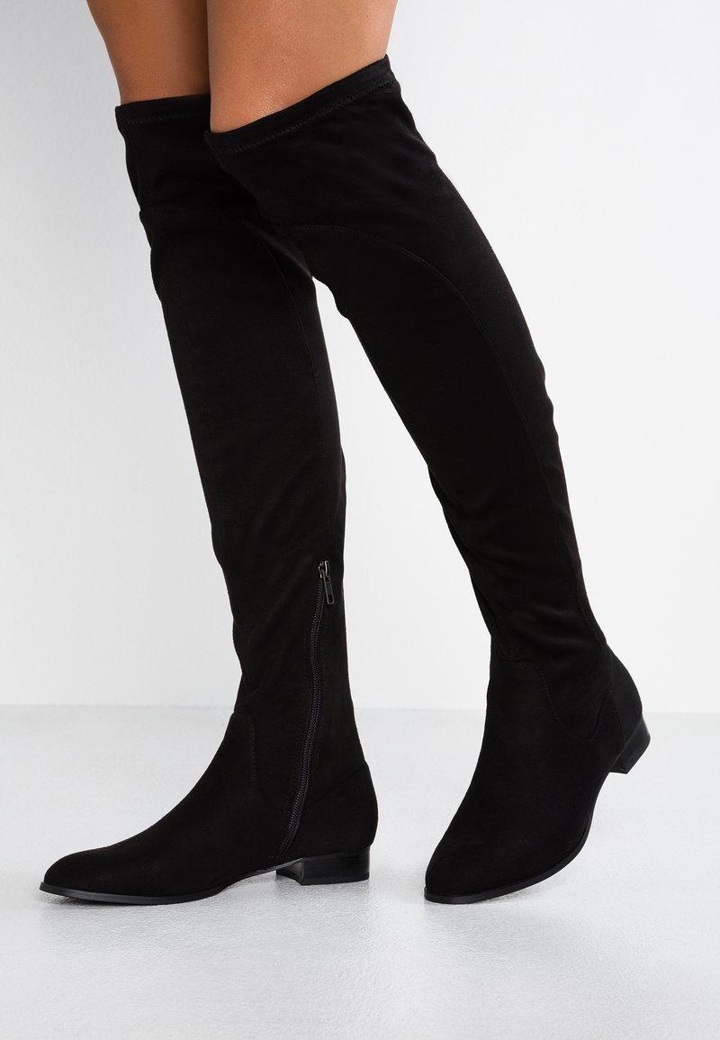 Matt & Nat - KALLYA VEGAN  - Over-the-knee boots - black