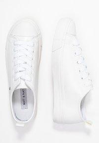 Matt & Nat - HAZEL VEGAN  - Sneakersy niskie - white - 3