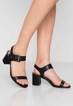 ELYSA VEGAN  - Sandaler - black