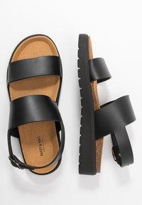 Matt & Nat - VEGAN ASHAI - Sandals - black/natural - 3