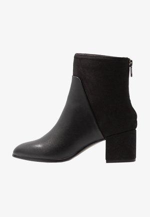 DEA VEGAN  - Korte laarzen - black