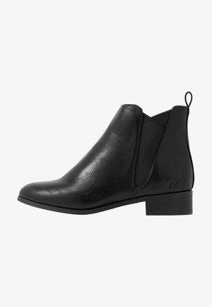 JOLIETTE VEGAN  - Kotníková obuv - black