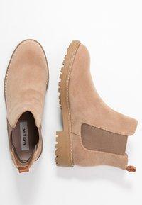 Matt & Nat - TOKIO VEGAN  - Ankle boot - nude - 3