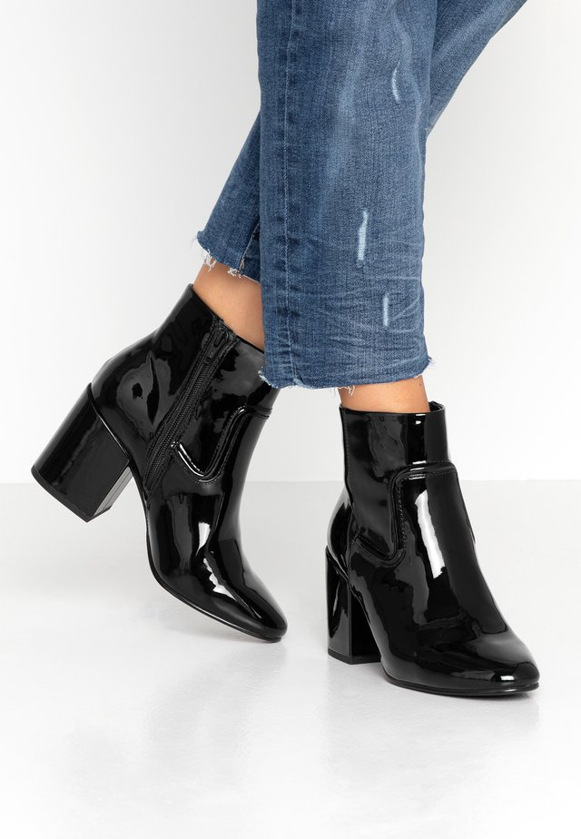 BOON VEGAN  - Ankle Boot - black