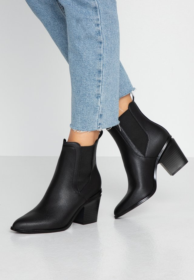 KALISTA - Ankle Boot - black