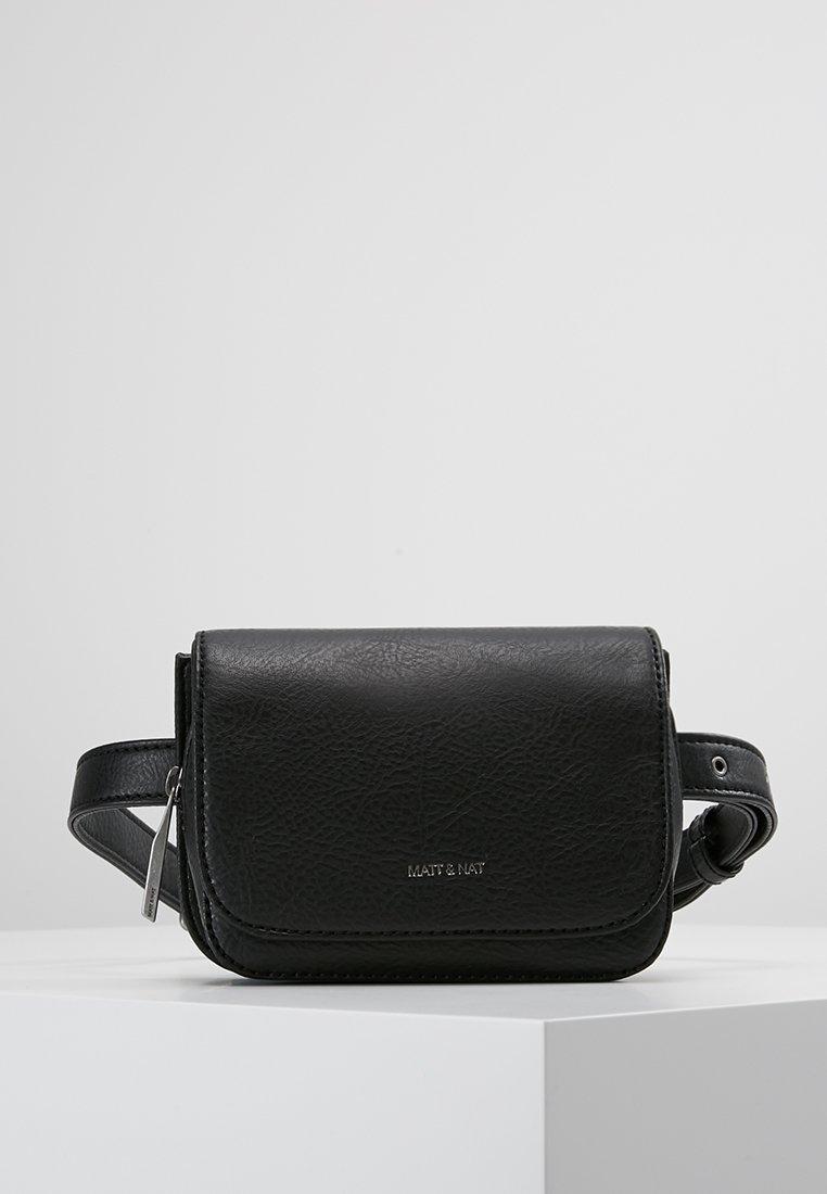 Matt & Nat - PARKDWELL - Bum bag - black