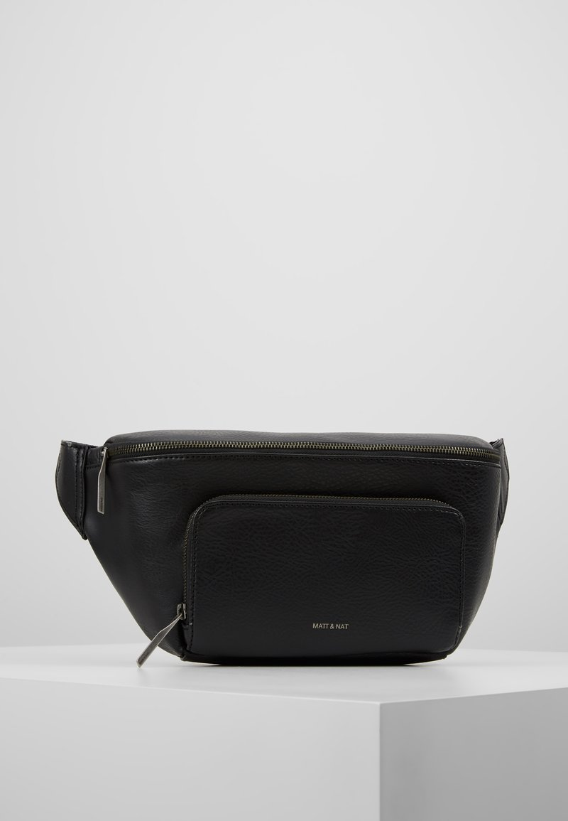 Matt & Nat - OLEK DWELL UNIFY - Bum bag - black