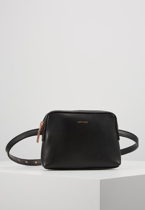 PARIS LOOM - Bum bag - black
