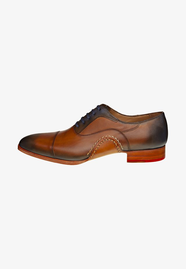 CARPI - Veterschoenen - brown