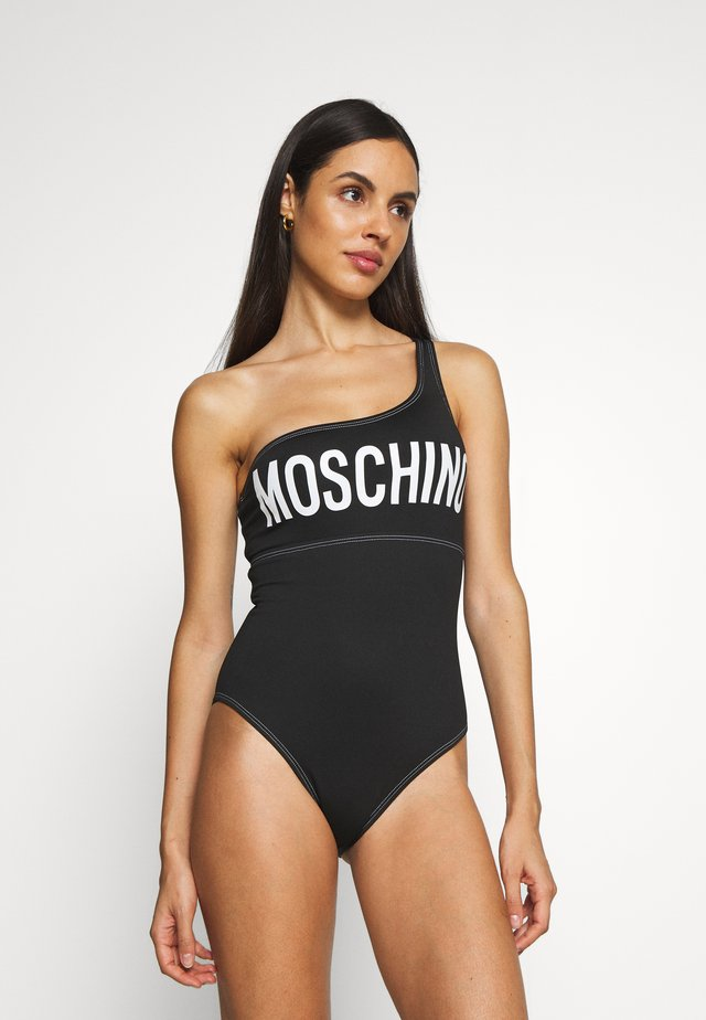 SWIMSUIT - Costume da bagno - black