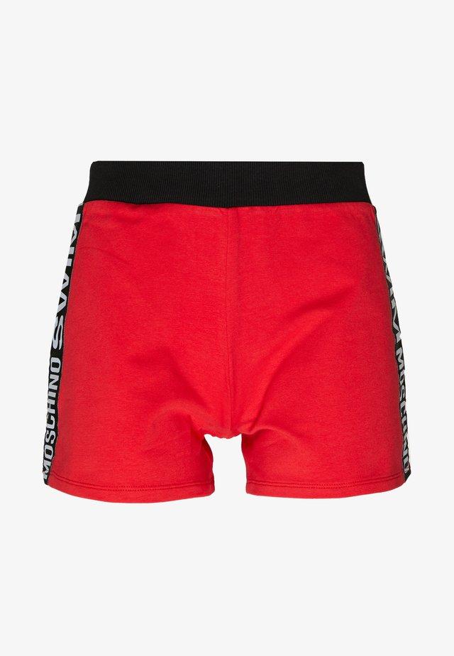 Boxerky - red