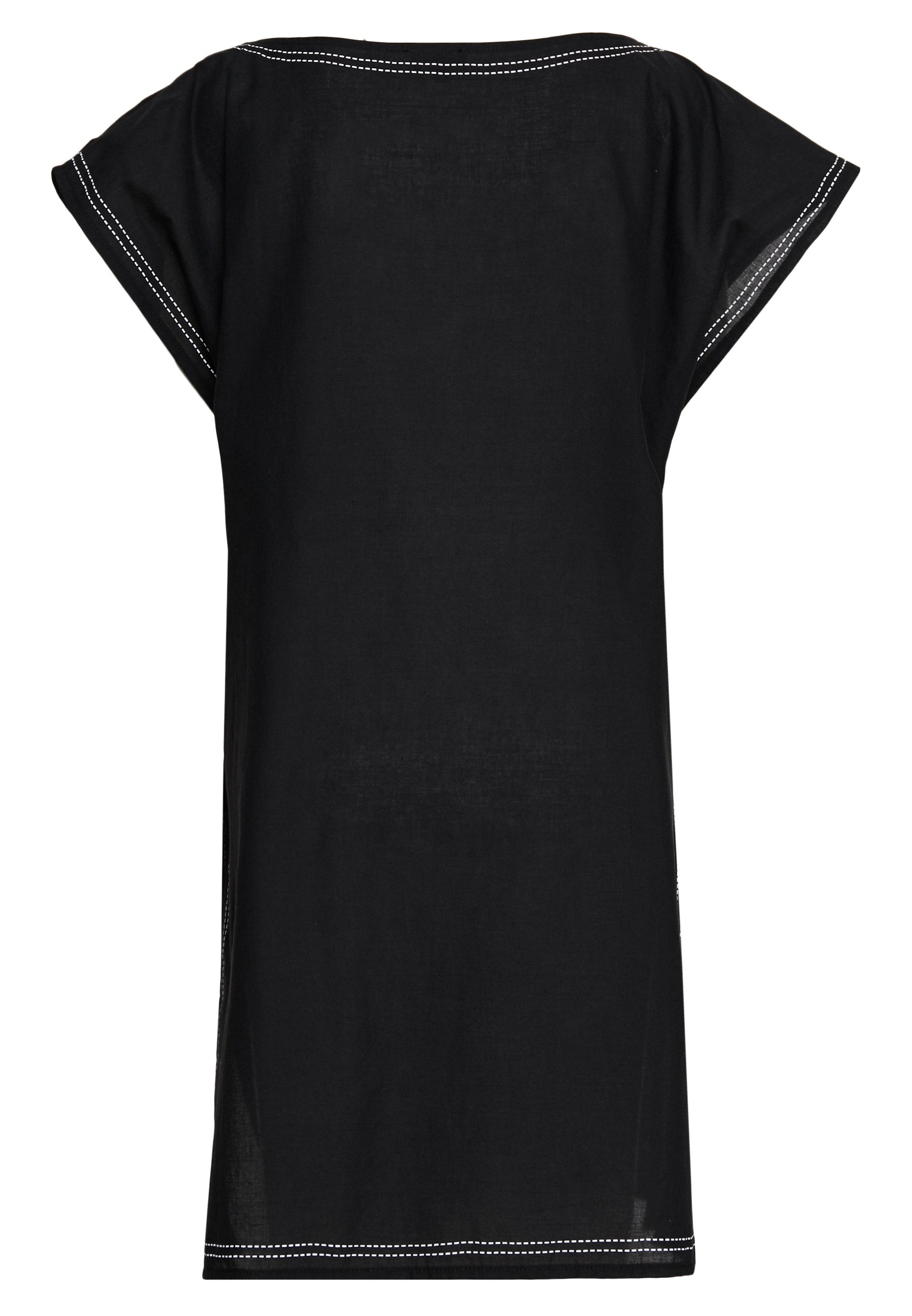 Moschino Swim Kaftan - Strandaccessoire Black