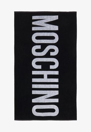 BEACH TOWEL - Toalla de playa - black