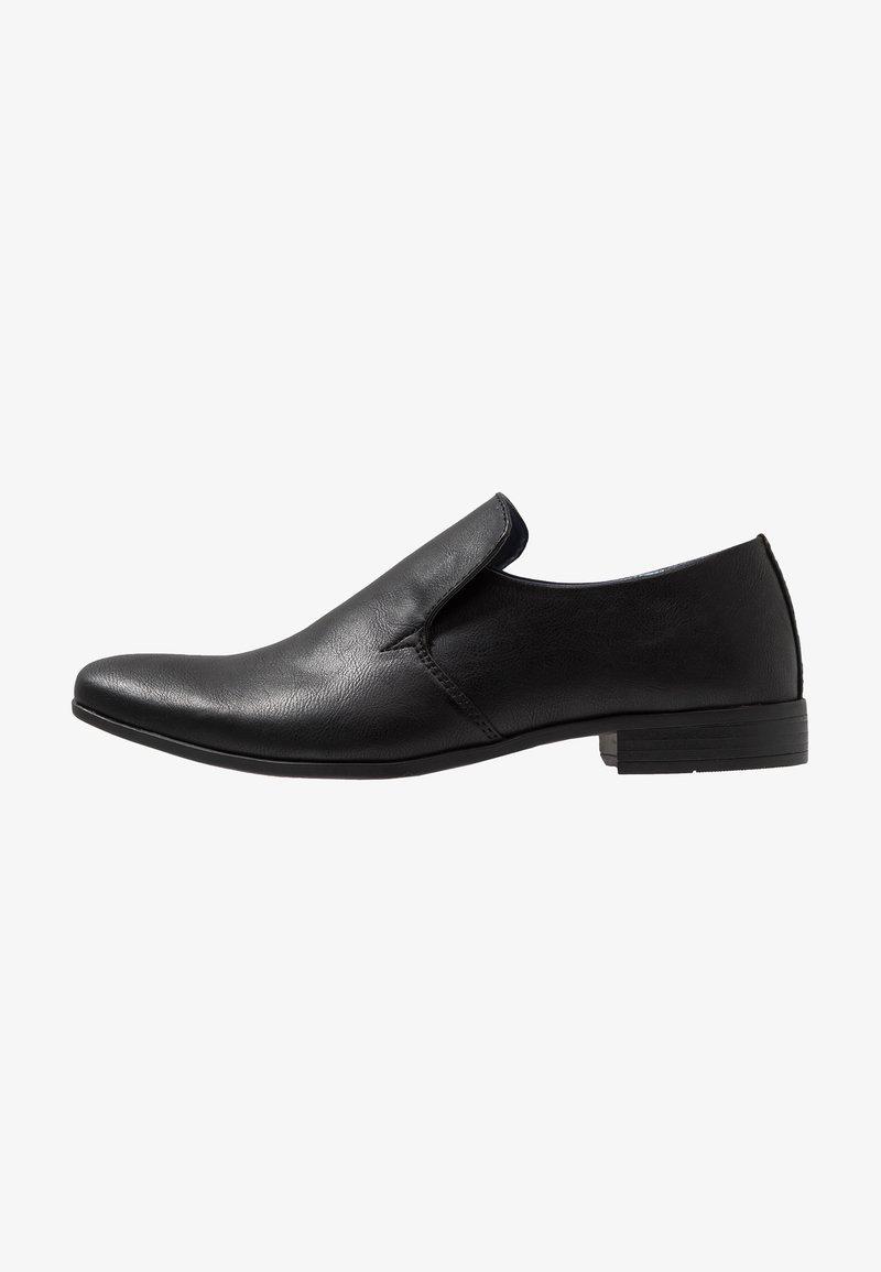 Burton Menswear London - RAYE - Slip-ons - black
