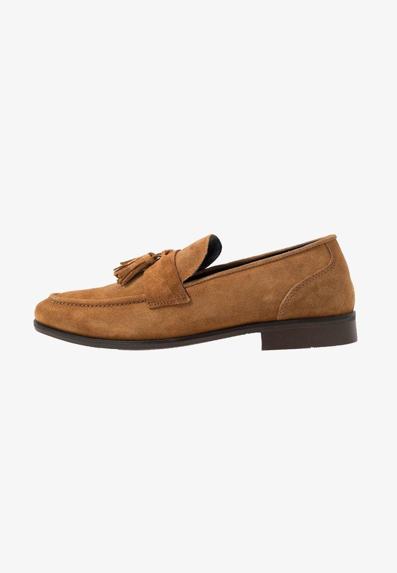 Burton Menswear London - DORMY LOAFER - Slip-ins - tan
