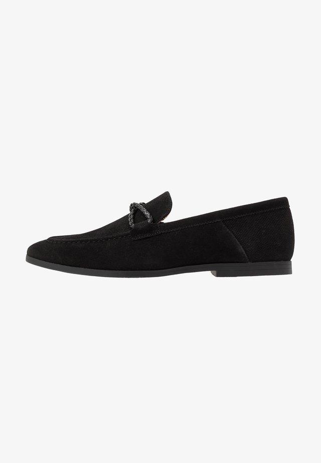 SORREL LOAFER - Eleganckie buty - black