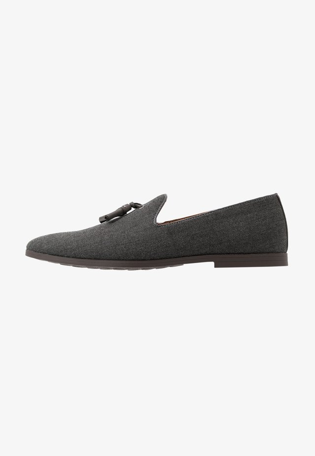 SYDNEY LOAFER - Slip-ins - grey