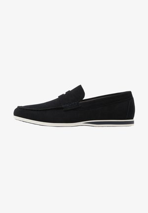 FLETCH LOAFER - Slip-ons - navy