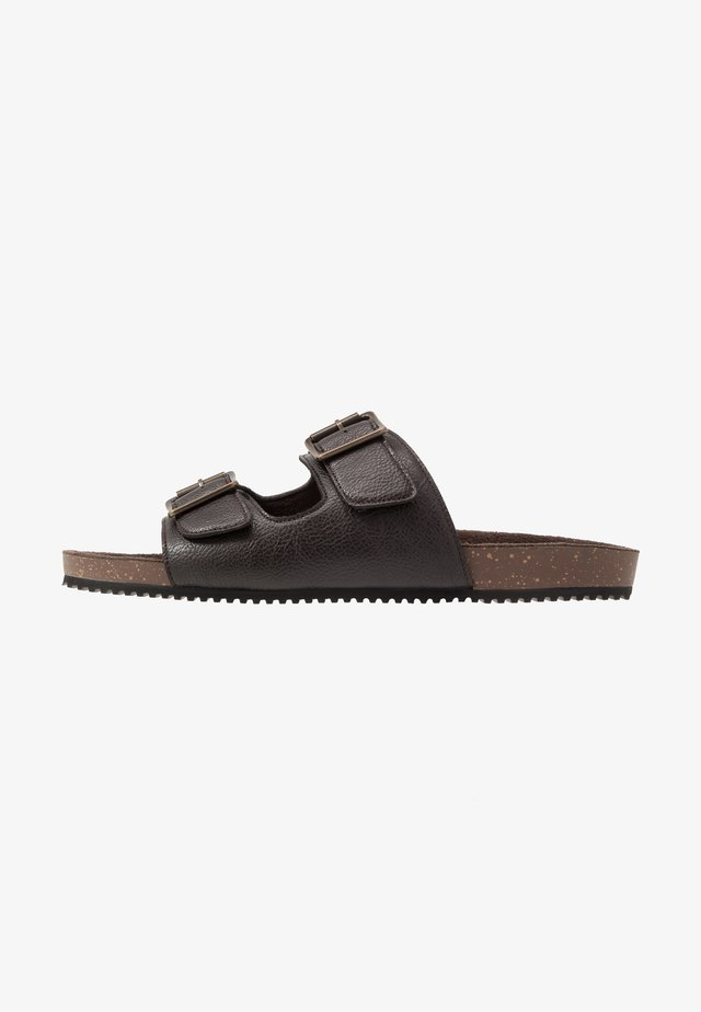 FLOYD  - Slippers - brown
