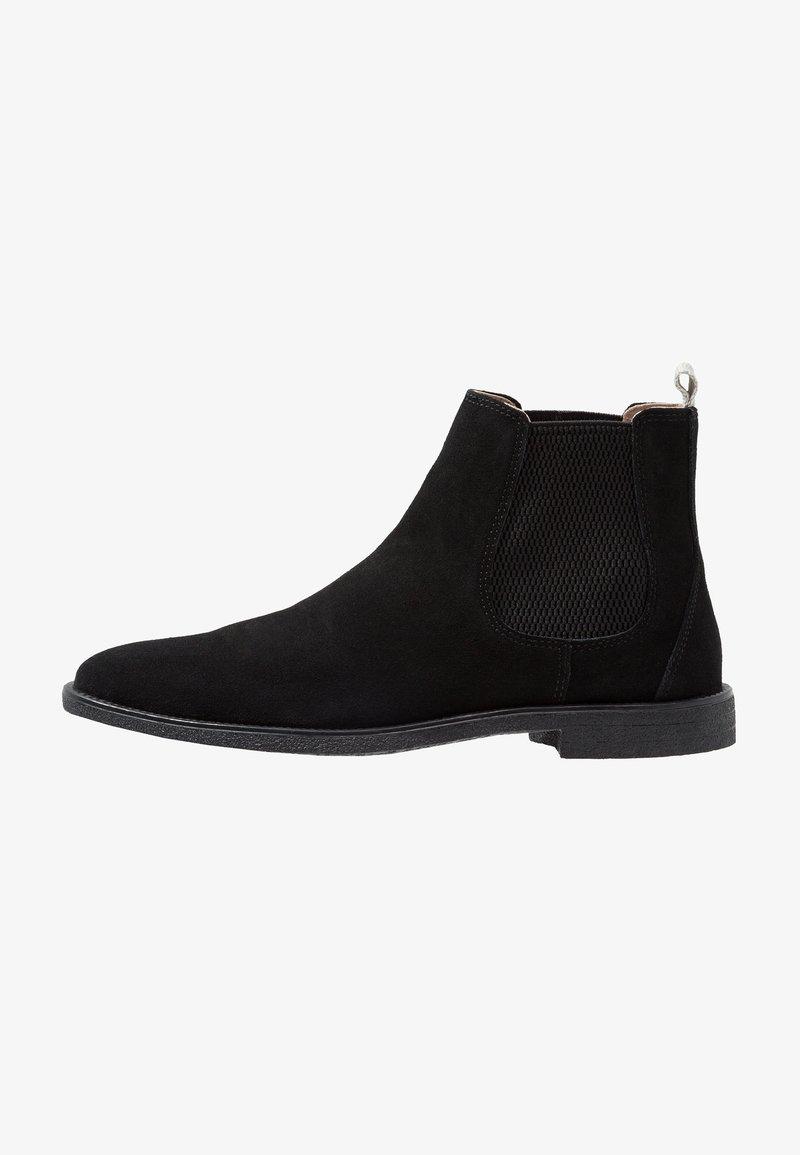 Burton Menswear London - CARPENTER CHELSEA - Stiefelette - black