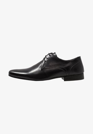 SAMPSON DERBY - Stringate eleganti - black