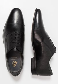 Burton Menswear London - ORIEL OXFORD - Business sko - black - 1