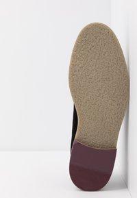 Burton Menswear London - PORT DERBY - Business sko - black - 4