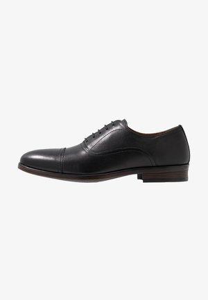 BISHOP - Smart lace-ups - black