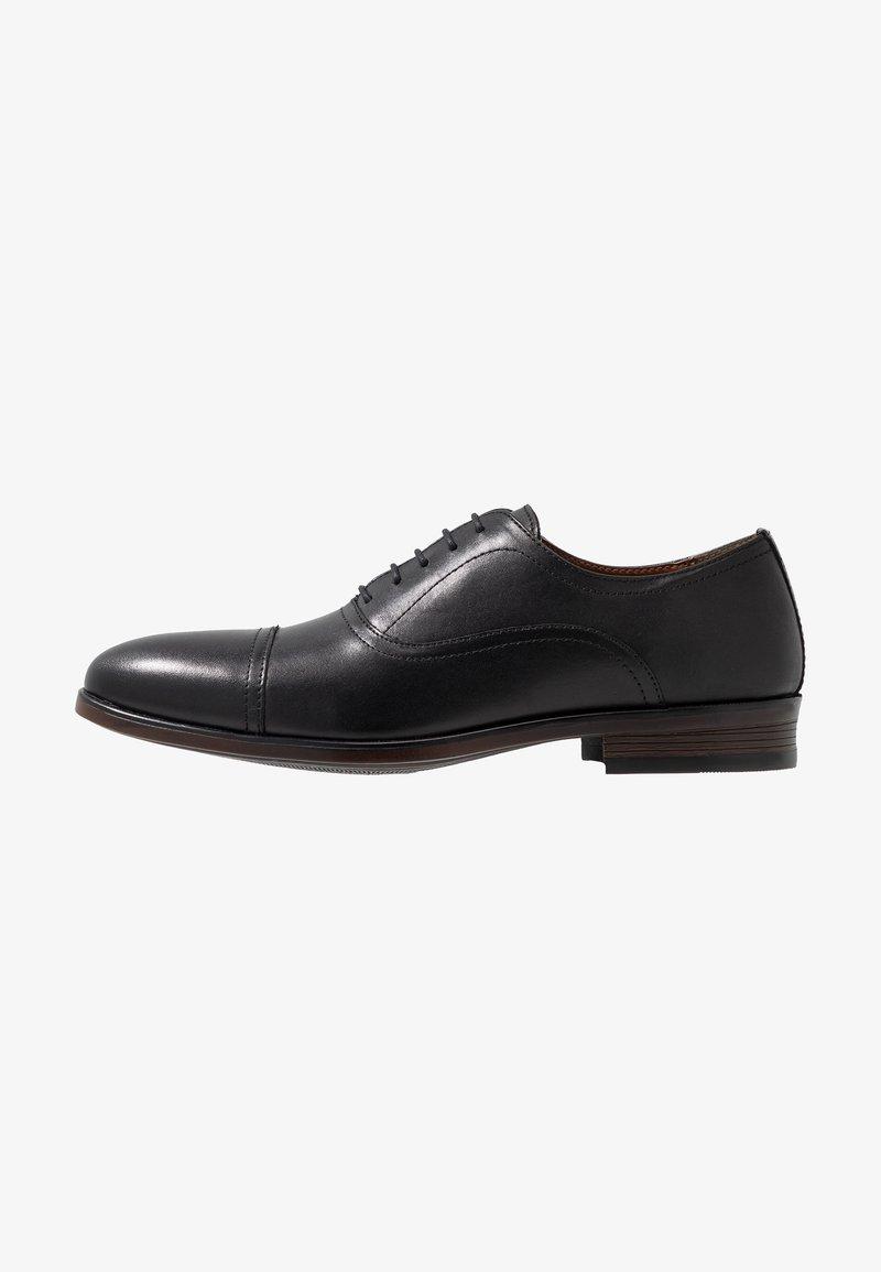 Burton Menswear London - BISHOP - Stringate eleganti - black