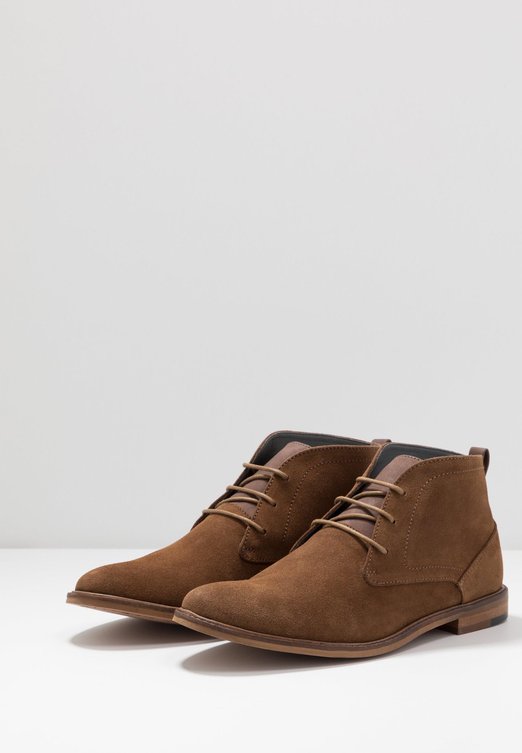 Burton Menswear London BRAN CHUKKA Snøresko tan Zalando.no