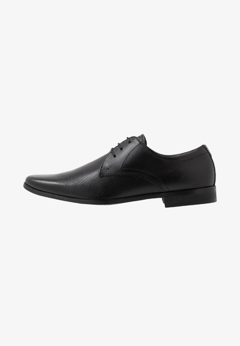 Burton Menswear London - THATCHER - Stringate eleganti - black