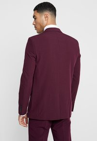 Burton Menswear London - SK1RASPBERRY - Kavaj - mauve - 2