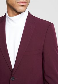 Burton Menswear London - SK1RASPBERRY - Kavaj - mauve - 3
