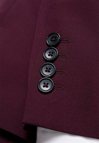 Burton Menswear London - SK1RASPBERRY - Kavaj - mauve - 7