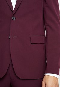 Burton Menswear London - SK1RASPBERRY - Kavaj - mauve - 4