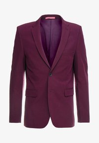 Burton Menswear London - SK1RASPBERRY - Kavaj - mauve - 6