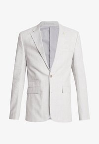 Burton Menswear London - POW CHECK BLAZER - Colbert - grey