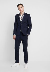 Burton Menswear London - ESSENTIAL SKINNY FIT - Colbert - navy - 1