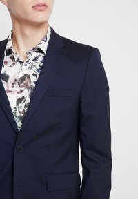 Burton Menswear London - ESSENTIAL SKINNY FIT - Colbert - navy - 4