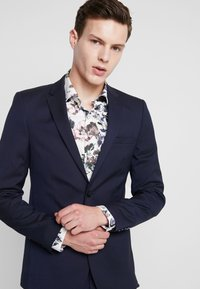 Burton Menswear London - ESSENTIAL SKINNY FIT - Colbert - navy - 3