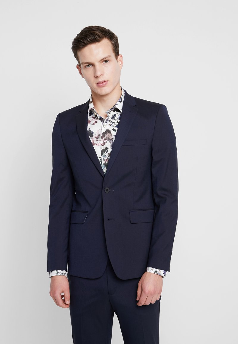 Burton Menswear London - ESSENTIAL SKINNY FIT - Colbert - navy