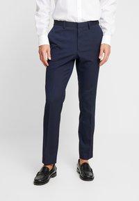 Burton Menswear London - Suit trousers - navy - 0