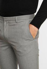 Burton Menswear London - ESSENTIAL - Kostymbyxor - grey - 3