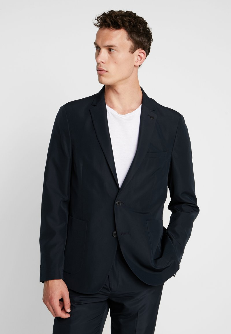 Burton Menswear London - Blazer jacket - navy