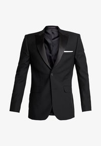 Burton Menswear London - TUX JACKET - Dressjakke - black - 4