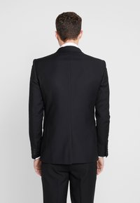 Burton Menswear London - TUX JACKET - Dressjakke - black - 2