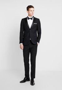 Burton Menswear London - TUX JACKET - Dressjakke - black - 1